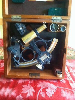 Sextant - Made in England in 1947 - Heath & Co. Price Dropped Get It Now!