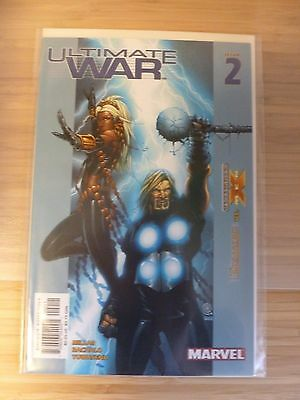 Ultimate War Issue 2 Marvel (2003)