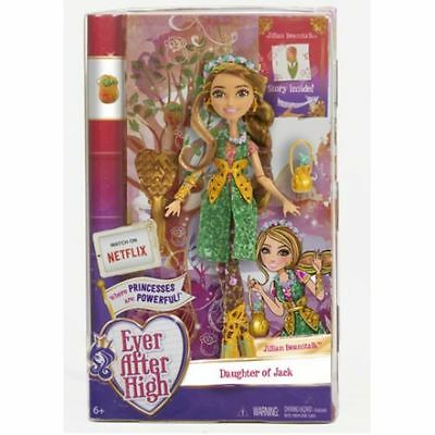 Ever After High Rebel Jillian Beanstalk Doll Daughter Of Jack Brand New Dhf95