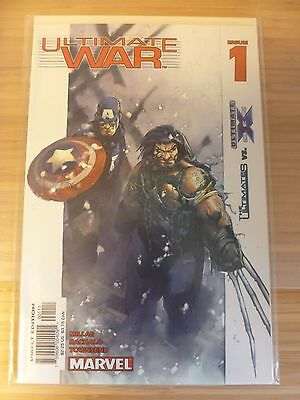 Ultimate War Issue 1 Marvel (2003)