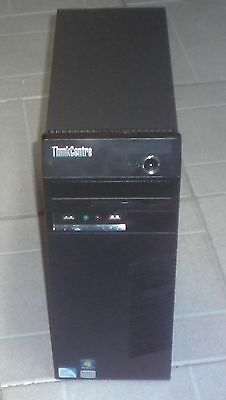 PC Lenovo 4gb windows7 quad core 2,83ghz promo