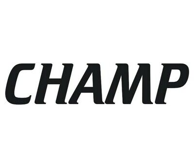 "mobo-racing RC-Aufkleber Decal Sticker ""CHAMP"" - geplottet"