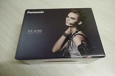 Panasonic HX-A100 (Wearable Camcorder) 1080p Full HD WiFi [RRP$349] Near New