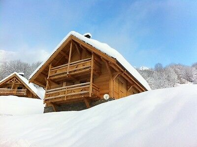 Alpe d'Huez, Vaujany ski Chalet holiday. From £150 Per Person Per Week