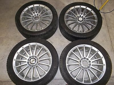 17 inch - mags - Mag Wheels - Multistud - Ford/Holden - set of 4 - VGC - anz -
