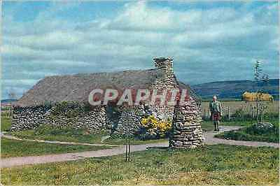CPM Old Leanach Cottage Culloden Moor Inverness-shire