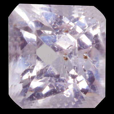 6.05 Ct Rousing! Rich Fire Genuine Natural Afghanistan Lovely Pink Kunzite
