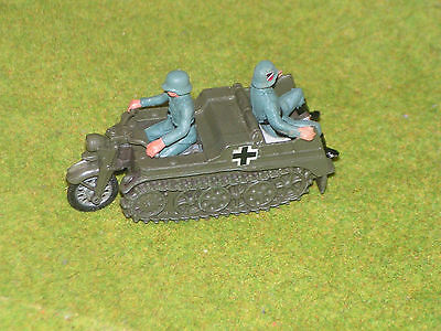 Britains Deetail German Kettenkrad No. 9780 - Made In England