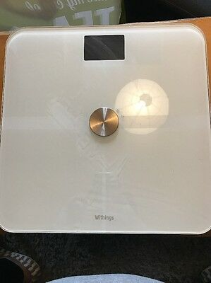 Withings WS-50 Smart Body Analyzer Scale