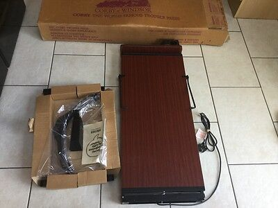 New Corby 1020 Trouser Press