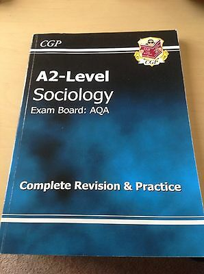 A2 - Level Sociology Complete Revision And Practice CGP
