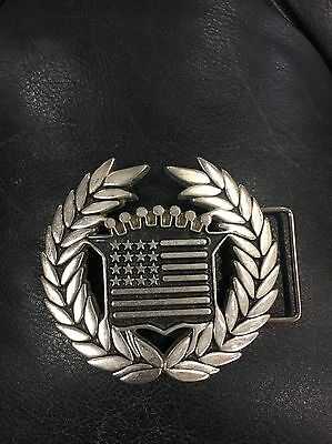 Famous Stars And Straps Belt Buckle. Cadillac Blink 182.