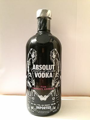 Absolut Vodka CNC Costume National