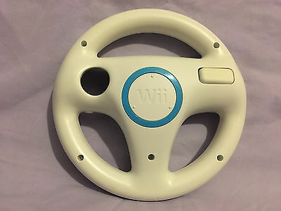 Nintendo Wii - Gaming/Steering Wheel Accessory (4 of 4 for auction)