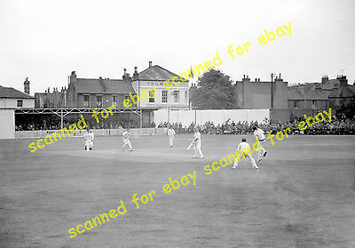 Photo - Gravesend Cricket Club, Kent v Worcestershire, May 1961