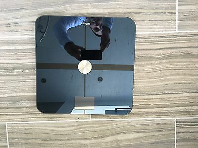 Withings WiFi body scale | Fat % | BMI