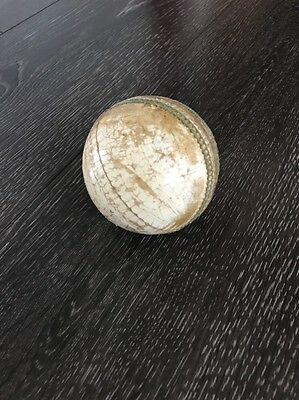 Carlton One Day Series 2001 Match Used Ball