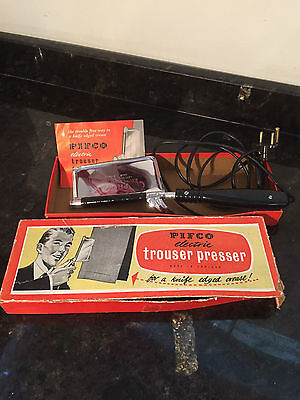 Pifco Vintage Electric Hand Held Trouser Press
