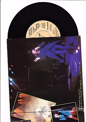 Kate Bush 7 Inch Vinyl Record - On Stage EP