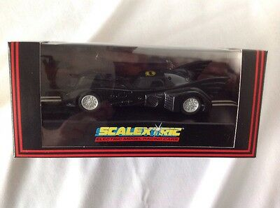 Scalextric C.465 Batmobile 1:32 - NEW IN BOX - MORE AVAILABLE!