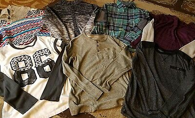 Lot of GAP Boys Clothes Size LG 10/12