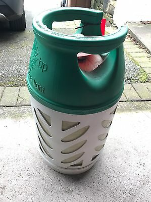 BP Propane Gas Bottle Almost Full 10kg