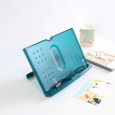 * NEW * Actto Green Portable Reading Stand/Book stand Document Holder (180 angle