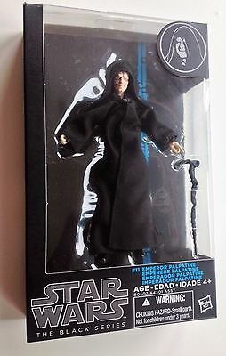"Star Wars Black Series Emperor Palpatine ROTJ 6"" Action Figure Box Not Mint V3*"