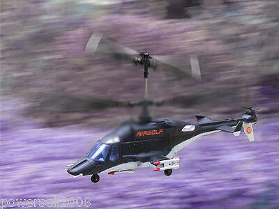 New Black Length 42CM Remote Control Plane Helicopter Model Gift Children Toys