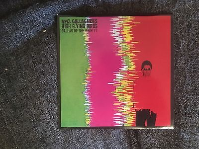 """Noel Gallagher's High Flying Birds - Ballad Of The Mighty I Vinyl Record 7"""""""