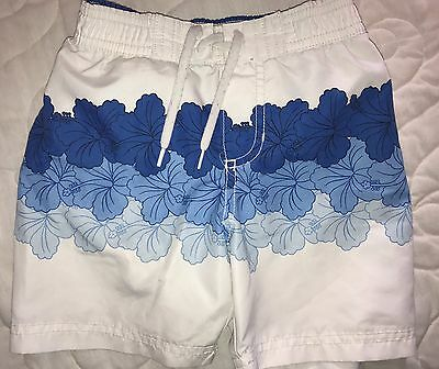 Boys Size 18/24 Months Old Navy Water Swim Shorts Trunks Suit Spring Summer