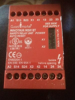 Guard Master Safety Relay