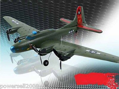 Green Length 55CM Remote Control Plane Fixed Wing Glider Model Children Toys