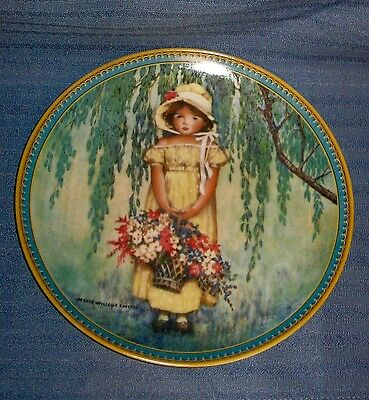 First Issue, Knowles China Collector's Plate Holiday Memories of Easter