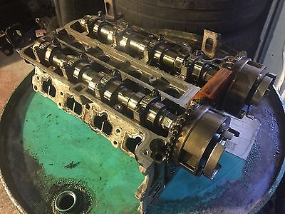 A14XER Cylinder Head Complete With Camshafts Corsa Meriva Astra