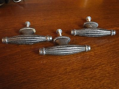 13 Pewter Kitchen Cabinet Pull Handles