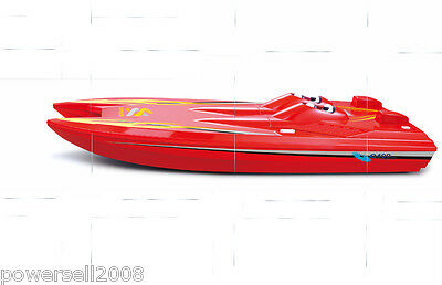 New Red Length 75CM Remote Control Boat Speedboat Racing Boat Model Gift Toys