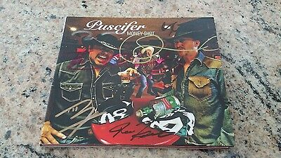 Puscifer Autographed  CD