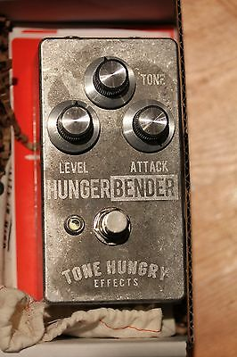 Tone Hungry Hunger Bender Fuzz Pedal