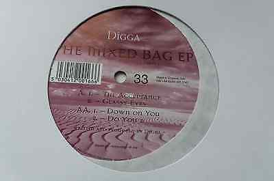 Rare Uk Garage / Speed Garage - The Mixed Bag Ep - 1997 Dj Vinyl - Old Skool