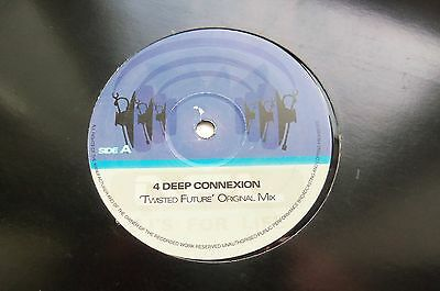 4 Deep Connextion ‎– Twisted Future ............. DFL (DJ's For Life) ‎– DFL 018