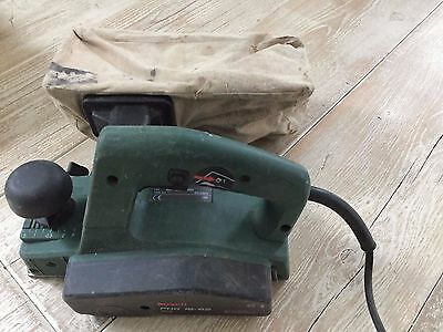 Bosch PHO 15-82 planer (electric plane with dust bag)