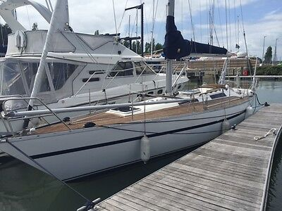 Swede 38 Yacht - Great Cruiser/Racer - Low Reserve!