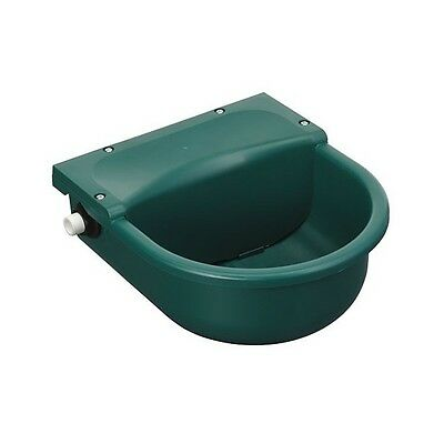 Automatic Water Feeder/Drinker - 3 Litre Plastic Bowl - Horse/Pony - Stable/Yard