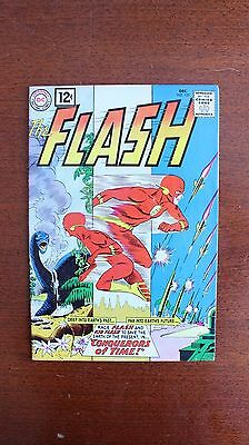 The Flash #125, December 1961 Issue - 7.0