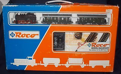 Walthers HO Roco Austria Passenger Electric Train Starter Set #41044