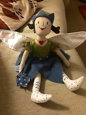 Lovely Ikea Sprite/Fairy Sangtrast doll 15 Inches Tall