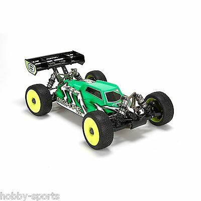 Team Losi Racing 8IGHT-E 4.0 Race Kit 1/8 4WD Electric Buggy TLR04004