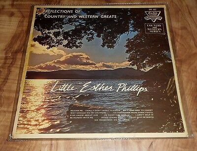 """Little"""" Esther"""" Phillips, Reflections Of, Soul/northern Soul 1963  Lp"""