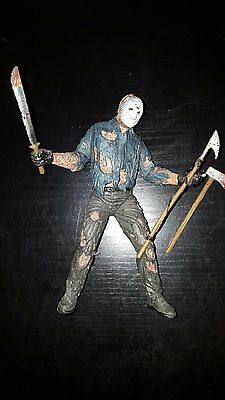 Jason Vorhees -  Freitag 13th -  Movie Maniacs - McFarlane